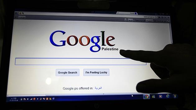 Israel se indigna con Google por reconocer a Palestina como estado