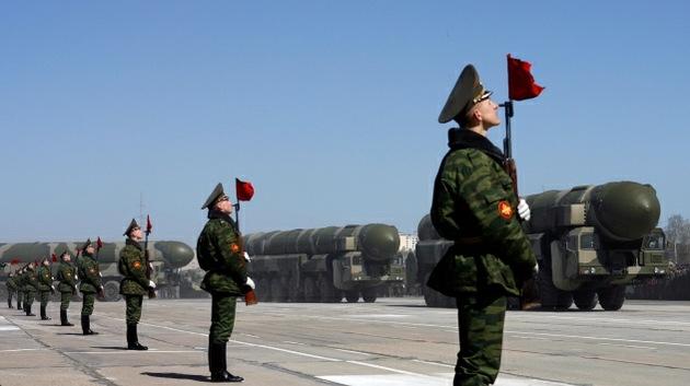 """Putin: """"El Ejército ruso debe estar preparado para cualquier eventualidad"""""""