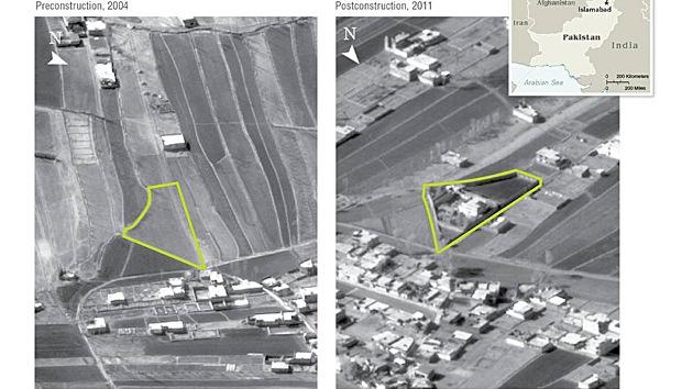 El Pentágono desarrolla un mapa digital del mundo