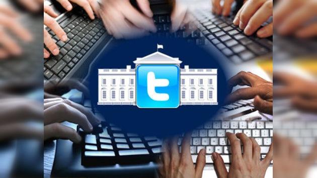 Los candidatos republicanos calientan motores en Twitter