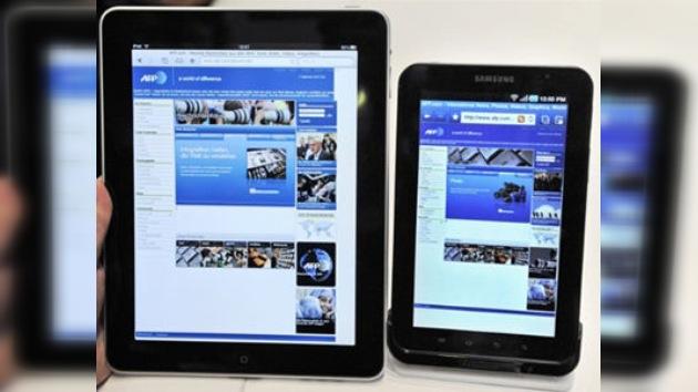 Apple acusa a Samsung de plagio