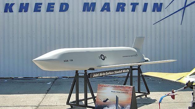 EE.UU. desarrolla a todo vapor nuevos misiles antibuque  Tex