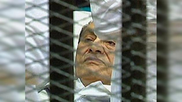 Mubarak, de nuevo en los tribunales
