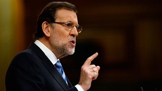 """España: Rajoy dice que """"peleará"""" por los catalanes y no permitirá la consulta"""