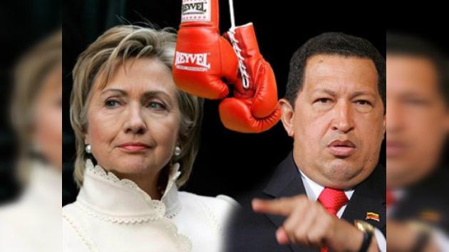 Venezuela rechaza críticas de Clinton