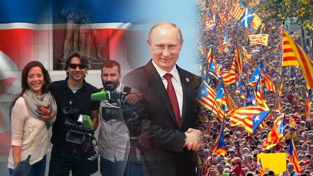Las peripecias de la consulta catalana y los temores de Kirchner por su vida marcaron la semana