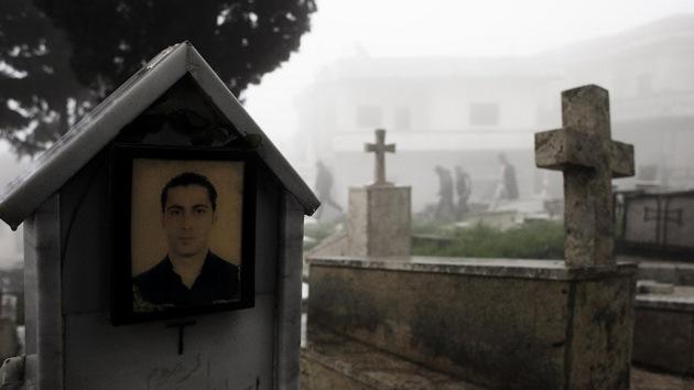"""Monja siria: """"Islamistas venden sangre cristiana a 100.000 dólares la botella"""""""