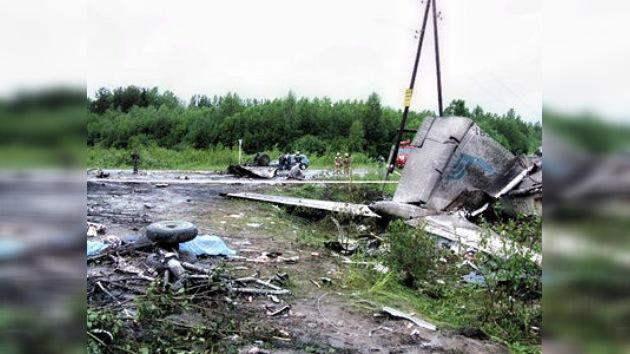 Entre los 44 fallecidos en la catástrofe aérea en el norte de Rusia hay extranjeros