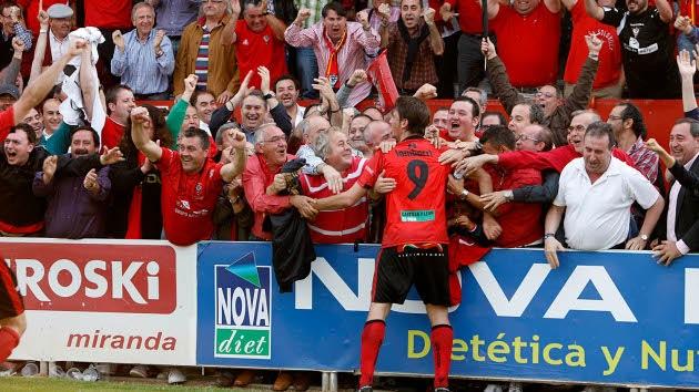Los clubes pequeños pagan la crisis del fútbol español