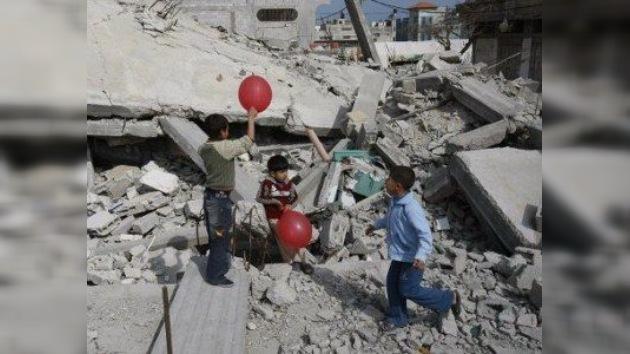 A 3 años de la operación israelí en la Franja de Gaza los palestinos piden justicia