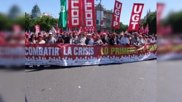 Los sindicatos españoles confirman que sí habrá huelga general