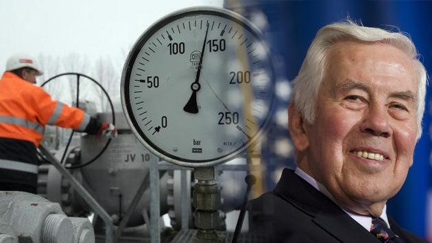 """Hallan en EE.UU. un """"arma real en el arsenal geopolítico"""": el suministro de gas a Europa"""