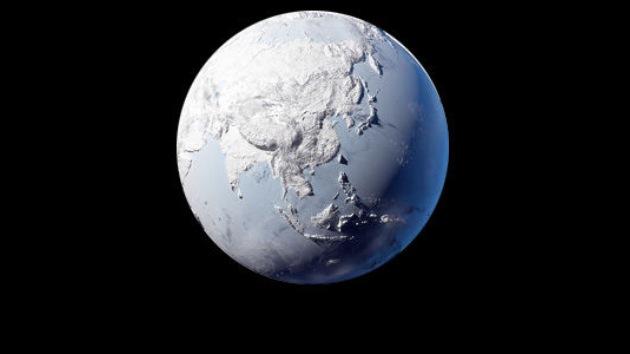 El nuevo período glacial conquistará el mundo en 2014