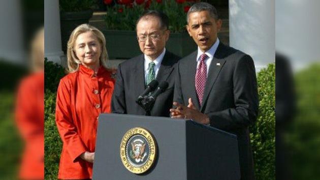 EE. UU. busca mantener su hegemonía en el Banco Mundial
