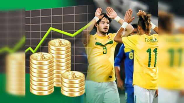 La revalorización del real impulsa el retorno de los futbolistas brasileños