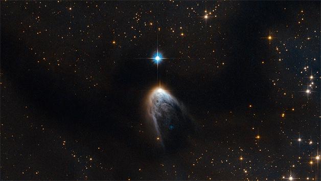 La energía oscura le depara un futuro muy negro al universo