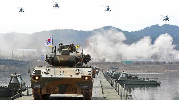 """Corea del Sur: """"Las armas nucleares nos permitirían mandar un mensaje a China"""""""