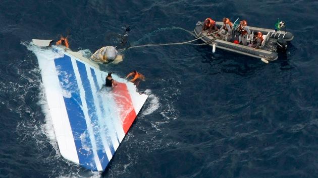 """Estamos muertos"", gritaron pilotos de fatídico vuelo 447 de Air France al despertarse"