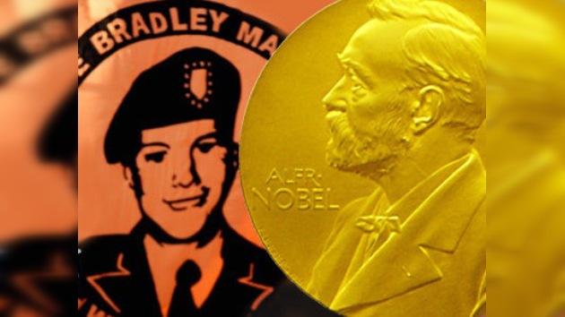 Bradley Manning podría optar al premio Nobel de la Paz