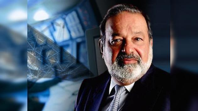 El magnante Carlos Slim invertirá 1.000 millones de dólares en Argentina
