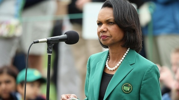 Condoleezza Rice, obligada a cancelar un discurso por una protesta estudiantil