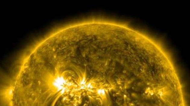 Las 'frías' espirales del Sol podrían explicar el misterio de su corona