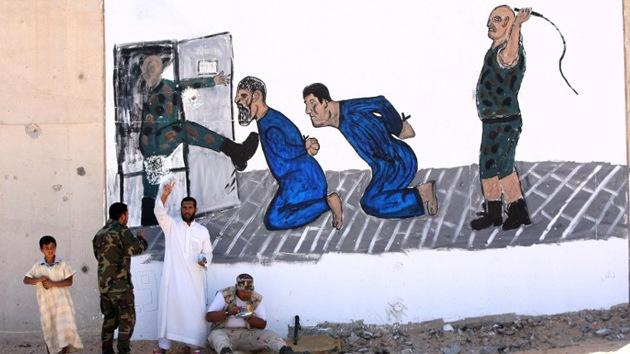 Torturas y explotación de refugiados en la Libia posterior a Gaddafi