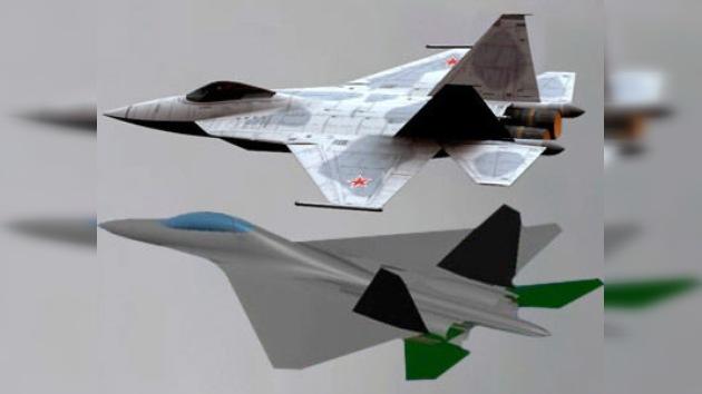La India airea 'secretos' del caza ruso de quinta generación PAK-FA que apadrina con Moscú
