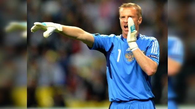 Un ruso entre los cinco mejores porteros del mundo en el 2011