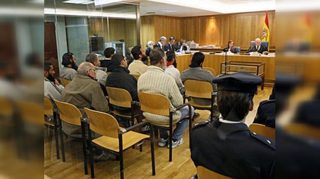 Condenados once terroristas por planear un atentado en Barcelona