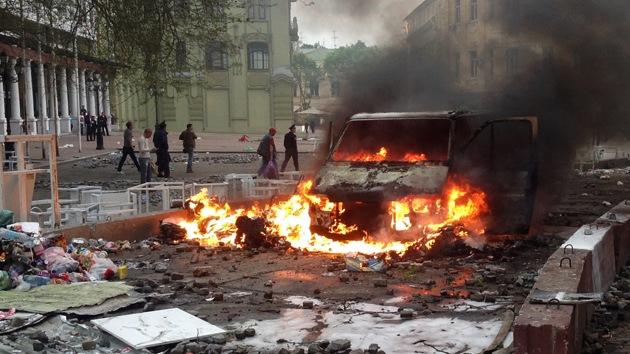 Minuto a minuto: Las tensiones atenazan el este de Ucrania