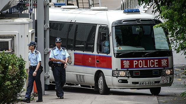 China: explota una bomba en un aeropuerto