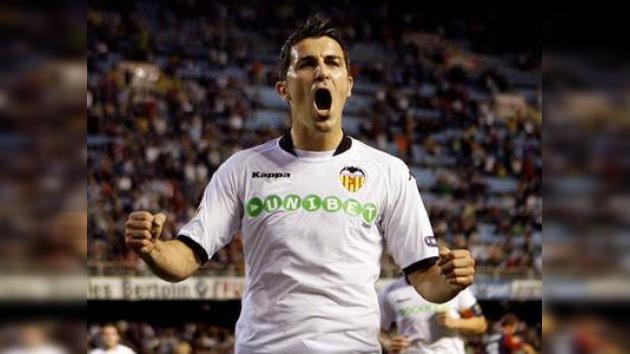 David Villa podría ser jugador del Barcelona la próxima temporada