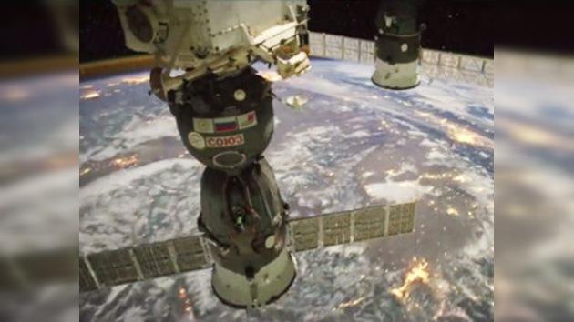 Video: vistas de la Tierra desde la EEI