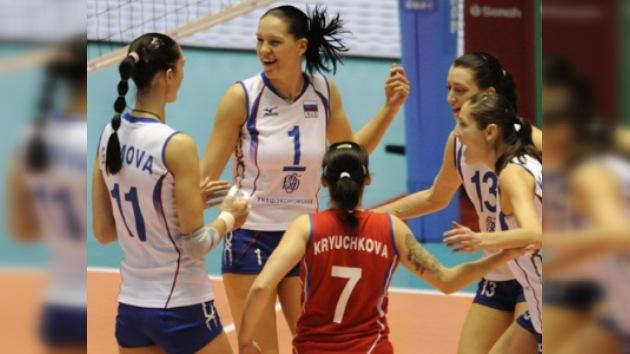 Rusia suma su séptimo triunfo en el Mundial y ya está en semifinales