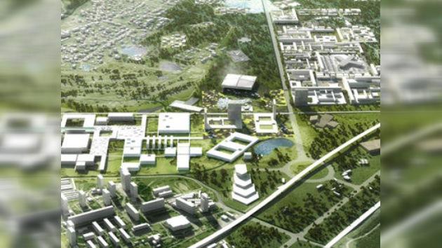 Skólkovo, la silicon Valley rusa: el diseño de una vida perfecta