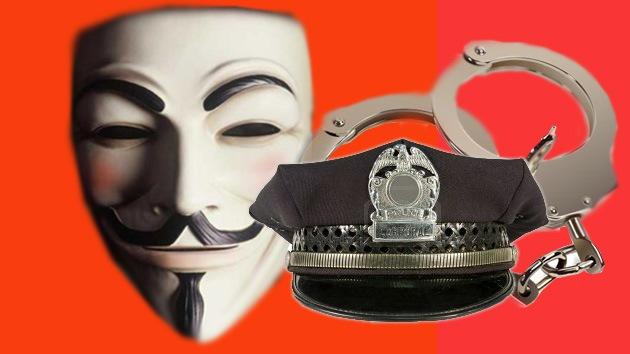 Alemania realiza la mayor redada contra 'hacktivistas' de Anonymous