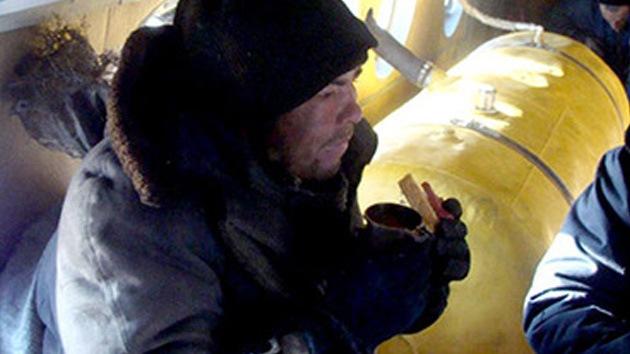 Canibalismo en Siberia: Dos pescadores se comieron a un tercero para sobrevivir al frío