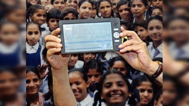 En la India presentan una copia del iPad que costará 35 dólares