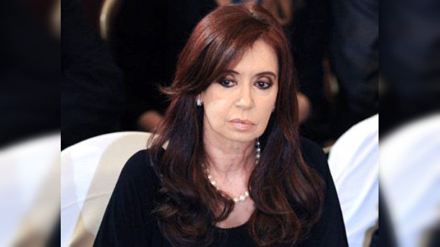 Cristina Fernández de Kirchner empieza a recuperarse tras la intervención médica