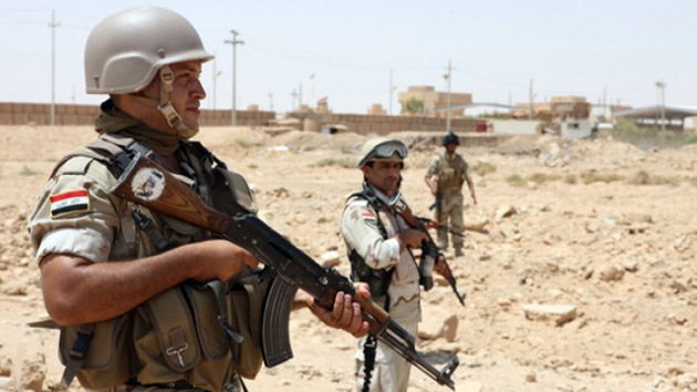 El Ejército iraquí ayuda al Gobierno sirio a recuperar el control fronterizo