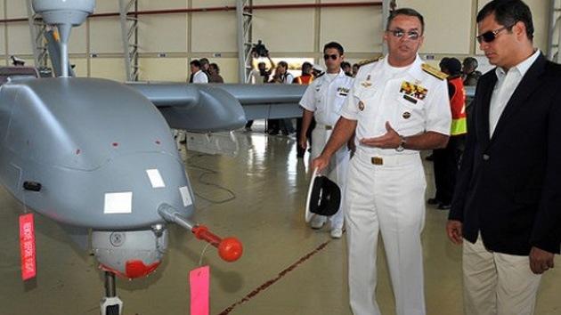 """""""Aunque ustedes no lo crean"""": Ecuador está produciendo 'drones'"""