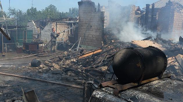 """""""Las acusaciones de la OTAN contra Rusia son un intento de exculpar a Kiev"""""""