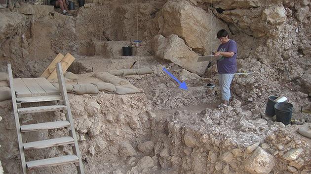 Encontrado en Israel un fogón de 300.000 años, el más antiguo de la humanidad
