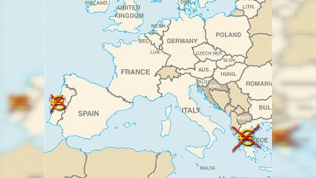Ministro eslovaco cree que Grecia y Portugal no sirven para la Zona euro