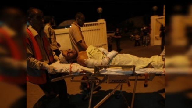 Dos heridos en un ataque aéreo israelí en Gaza