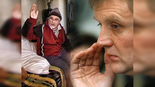 """Padre de Litvinenko: """"Mi hijo fue víctima de espías cuyo único objetivo era dañar a Rusia"""""""