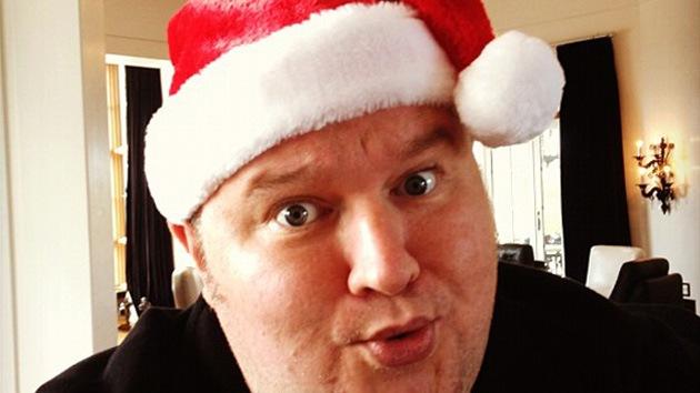 Mega Christmas, la sorpresa navideña de Kim Dotcom