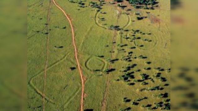 Descubren restos de civilización desconocida en el Amazonas