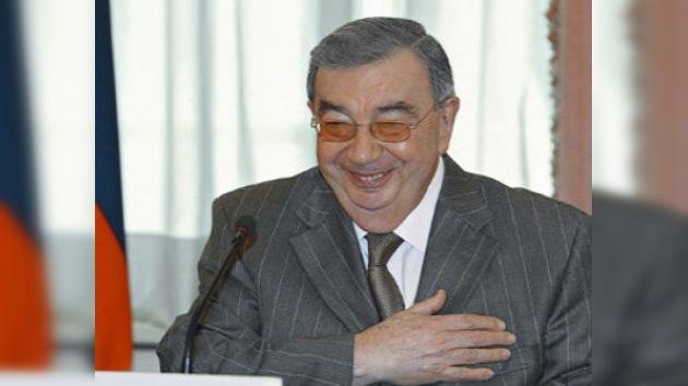 Evgueni Primakov, premiado por impulsar las relaciones con Cuba